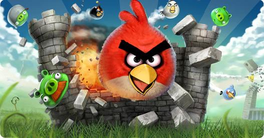 Angry Birds sur Wii, Xbox360 et la PS3