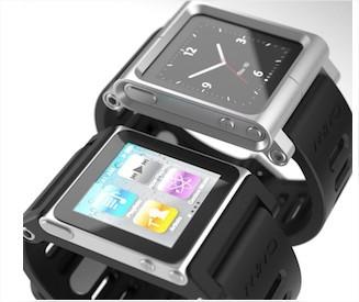 TikTok et LunaTik - Deux iPod Nano Watch pour bientôt