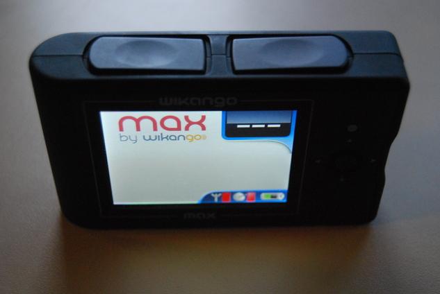 Wikango Max - Avertisseur de radar ( test )