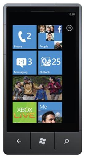 Windows Phone 7 - Une mise à jour majeure pour janvier 2011 ?