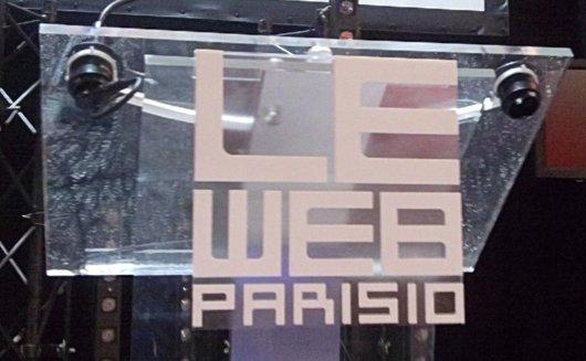 LeWeb'10 - Petite visite dans les coulisses des préparatifs