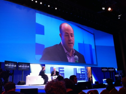 LeWeb'10 - Mike Jones CEO de MySpace