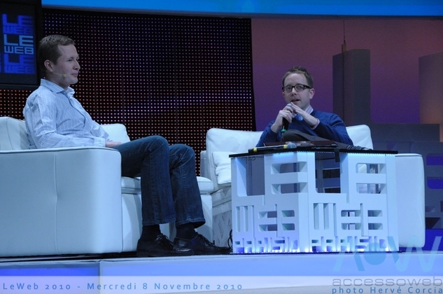 LeWeb'10 - Michael Hed CEO de Rovi