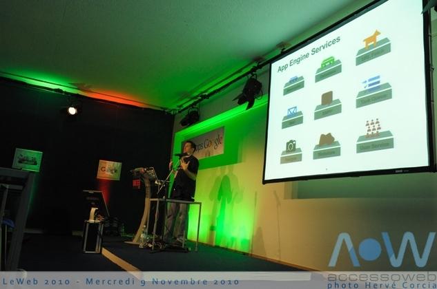 LeWeb'10 - Worshop Google : AppEngine & Cloud Computing