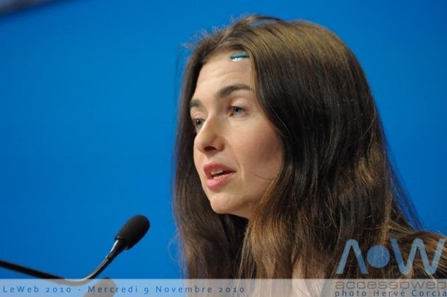 LeWeb'10 - Ariel Garten CEO de Interaxon