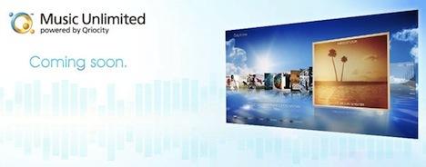 Qriocity - Sony se lance dans le streaming audio payant en Angleterre et en Irlande