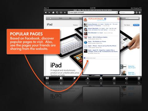 Skyfire est disponible sur l'iPad !