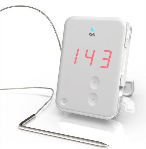 iGrill - Le thermomètre bluetooth pour iPhone