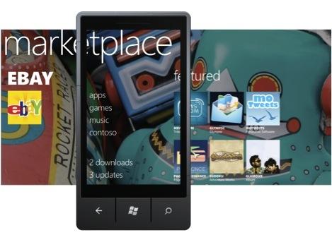 Le top 10 des applications gratuites pour Windows Phone 7 en 2010