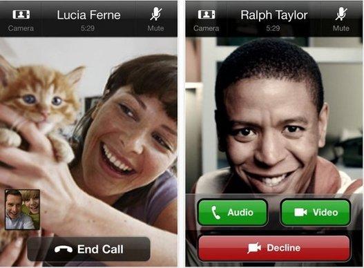 Skype pour iPhone - La visio est disponible
