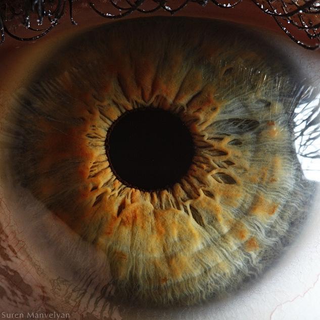 L'oeil du cratère