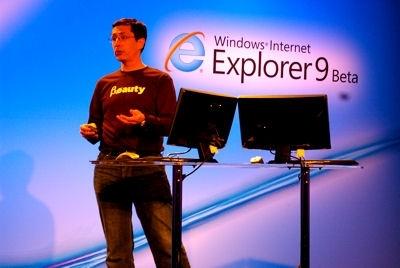 Internet Explorer 9 - 20 millions de téléchargements pour la bêta