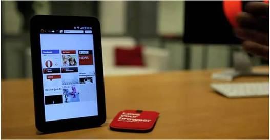 Opera - Une version tablette bientôt disponible