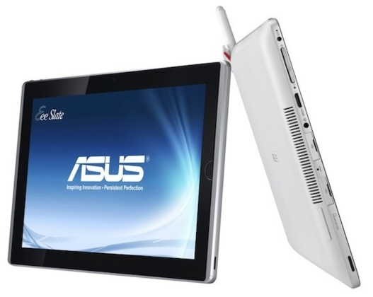 CES 2011 - Asus annonce la tablette Eee Slate EP 121