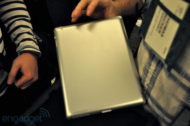 iPad 2 - Une housse aperçue au CES 2011