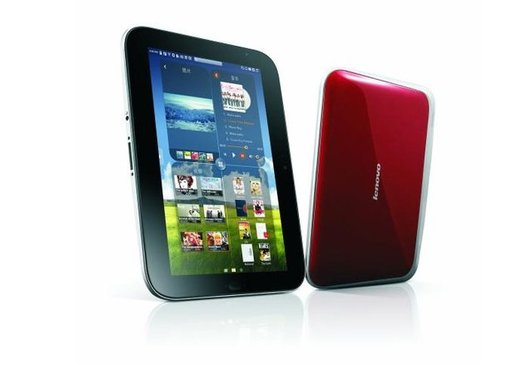 CES 2011 - Lenovo présente sa tablette LePad
