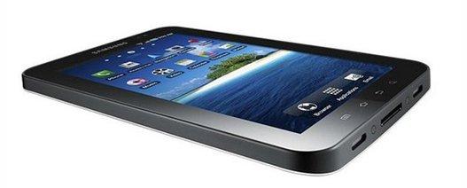 CES 2011 - La Samsung Galaxy Tab WIFI sans 3G pour le 1er trimestre 2011