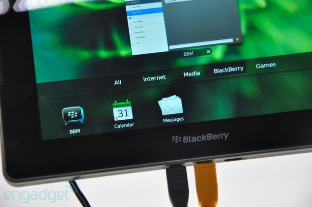 Blackberry Bridge - Connecter son Blackberry avec la Playbook