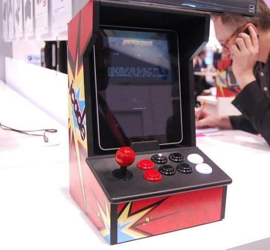 iCade - Une bonne vieille borne d'arcade grâce à l'iPad