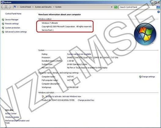 Le Service Pack 1 pour Windows 7 arrive bientôt