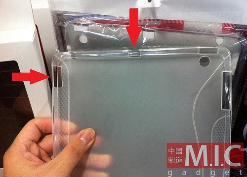 iPad 2 - Un Mini Display Port et un slot SD ?
