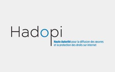 Hadopi - un Français sur deux télécharge illégalement
