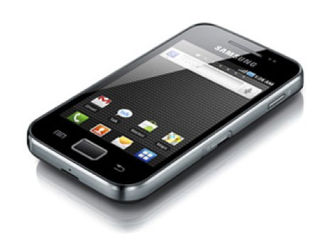 Samsung Galaxy Ace - L'iPhone de Samsung