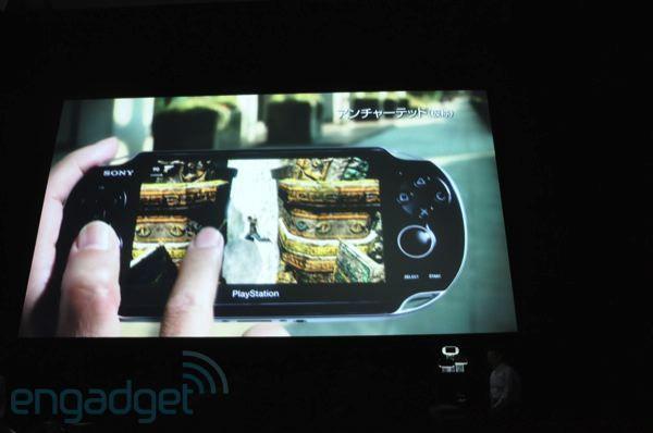 Sony présente sa PSP 2 (NGP)