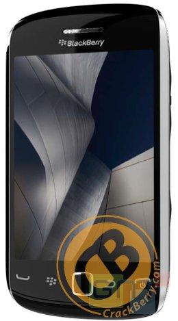 RIM prépare un Blackberry Curve Touch 100% tactile