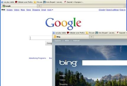 Google vs Bing - Microsoft tricherait !