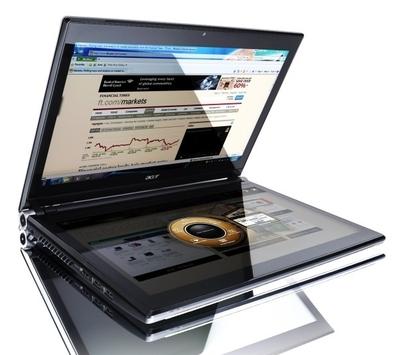 L'Acer Iconia en vidéo!