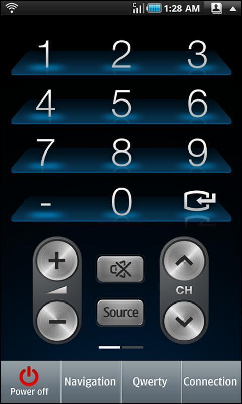 Samsung TV Remote - Contrôler sa TV avec son smartphone Android