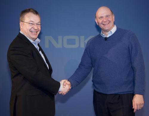 Windows Phone 7 - Nokia et Microsoft signent leur alliance