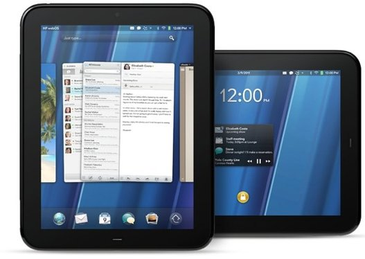 HP TouchPad en juin pour 699 $