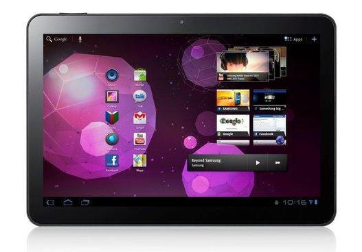 Samsung dévoile la nouvelle Galaxy Tab 10.1