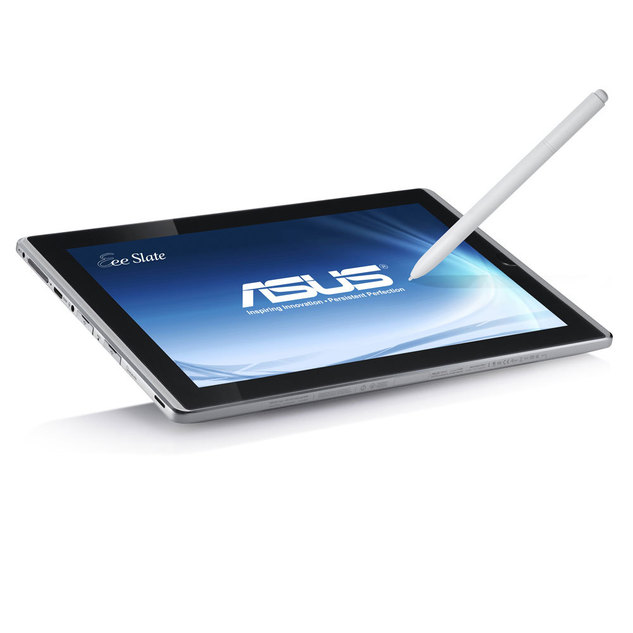 MWC 2011 - Asus annonce la Eee Slate EP121