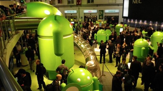 Android World Congress ou MWC 2011 ?