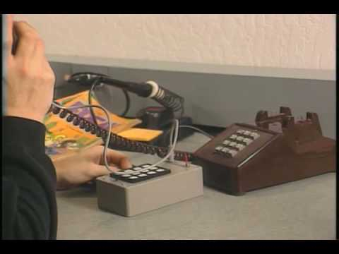 Steve Jobs - Pirate avant l'heure avec sa Blue Box