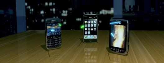 Phone Wars - Les smartphones contre l'iPhone