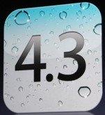 iOS 4.3 - Le 11 mars sur iPhone, iPod Touch et iPad