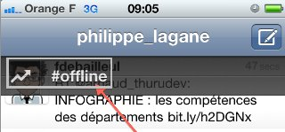 Twitter pour iPhone et iPad - Les nouveautés