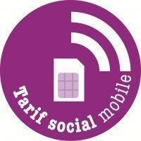Tarif Social Mobile - 10 Euros pour 40 mn + 40 SMS