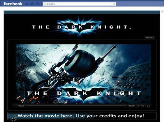 Warner Bros introduit la VOD dans Facebook
