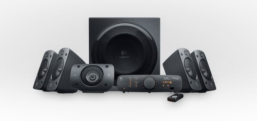 Logitech monte le son avec le kit Home Cinema Z906