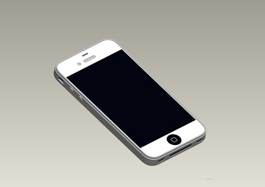 iPhone 5 - Des bordures plus fines ?