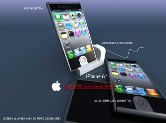 L'iPhone 6 aura une puce NFC, pas l'iPhone 5