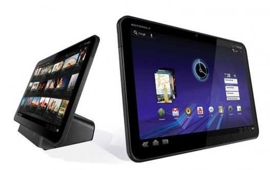 Motorola Xoom Wifi à 599 $ le 27 mars 2011