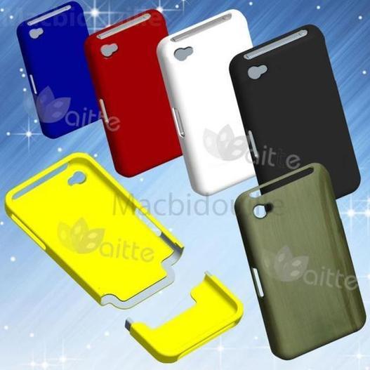 iPhone 5 - Les premières coques ?