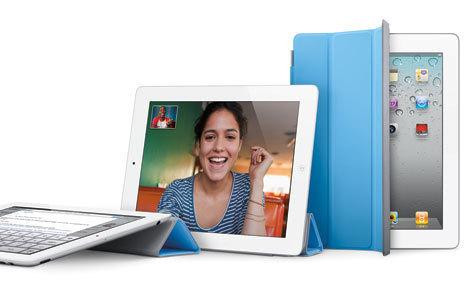 iPad 2 - 2 à 3 semaines de production possible