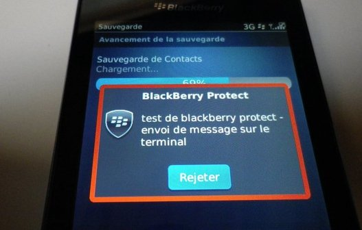 Blackberry Protect est disponible en France